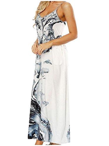 Come Di Di Digitale Abbigliamento Da Vestito Grandi Stampa Coolred donne Dimensioni Spiaggia Sole Immagine Fionda Da x65n1w