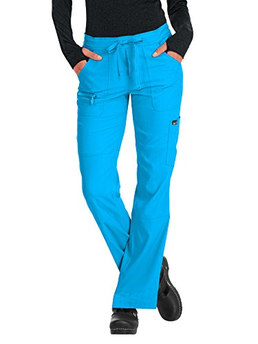 KOI lite 721 Women's Peace Scrub Pant Electric Blue ()