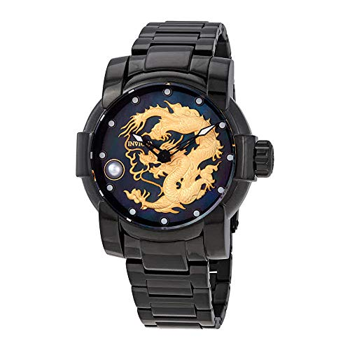 Invicta Speedway Dragon Automatic Black Dial Men's Watch 28707