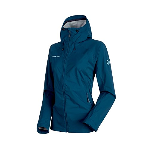 Mammut Keiko HS Hooded Women's Jacket jay S from Mammut