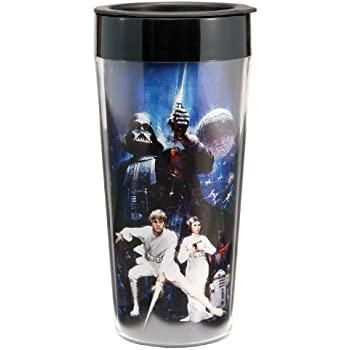 NEW UNUSED Star Wars Rogue One Photo Images 16 Ounce Pint Glass Set of 2