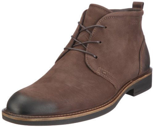 ECCO Men's Biarritz Chukka Boot,Coffee,45 EU/11-11.5 M US by ECCO