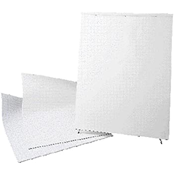 Amazon com economy easel flip chart pad plain 27x34 25 sheets