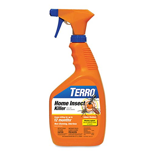 1 Quart Spray Terro Home Insect Killer 12 month Non-Staining, Odorless Indoor/Outdoor