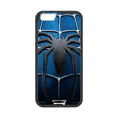 Pictures Of Spiderman 005 coque iPhone 6 Plus 5.5 Inch Housse téléphone Noir de couverture de cas coque EEEXLKNBC18832