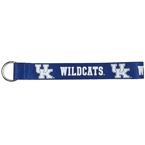 Siskiyou NCAA Kentucky Wildcats Lanyard Key Chain, Blue