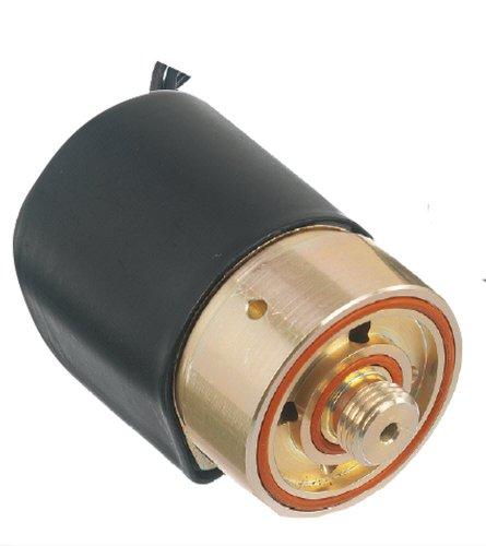 Gems Sensors D2019-C111 430F Stainless Steel General Purpose High Flow Solenoid Valve, 10 psig Pressure, 0.88 Cv, 3/8