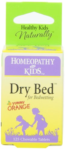 Herbs for Kids Dry Bed Tablets, 125 Count