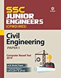 SSC Junior Engineers Civil Engineering Paper 1