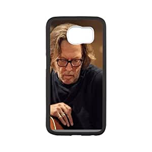 Eric Clapton Samsung Galaxy S6 Cell Phone Case White toy pxf005_5824423