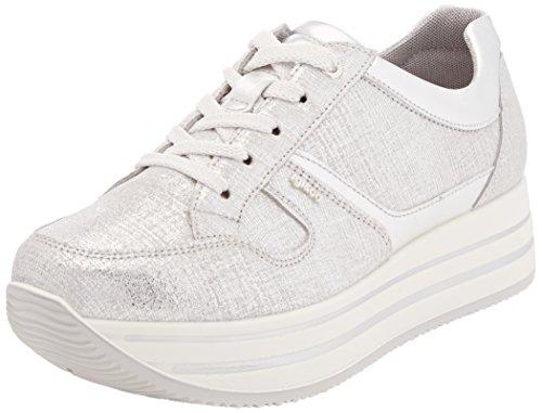 IGI&Co Damen Dky 11554 Sneaker Argento (Argento)