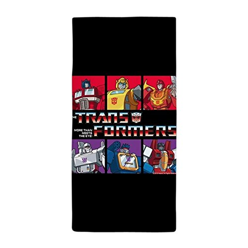 CafePress - Transformers Autobots Decepticons - Large Beach