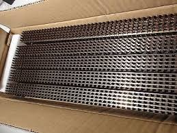 HO CODE 100 SUPERFLEX TRACK - 3' SECTION - PACK OF 25 PIECES
