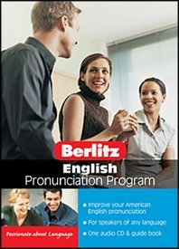 Berlitz 467092 English Pronunciation Program - Audio CD And Guidebook (Berlitz Guides)