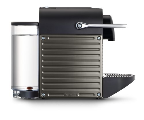 servicing nespresso machine