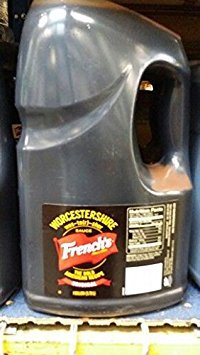 French's Worcestershire Sauce 1 Gal (2 Pack)
