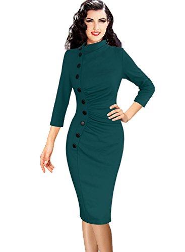40s pin up dresses - 9
