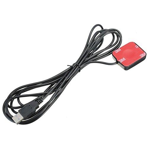GOZAR USB GPS Receptor para Coche Laptop Pc Netbook Navegación GPS ...