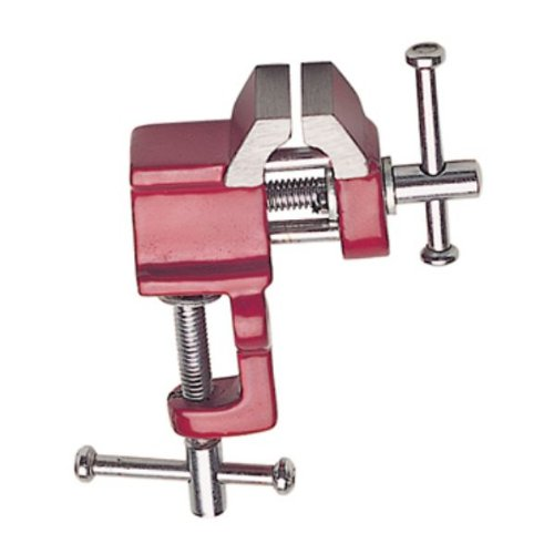 Mini Bench Vise, 1 Inch | VIS-214.10 by EuroTool (Image #1)