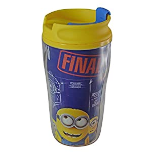 Despicable Me Minions Kids 9.5oz Travel Tumbler