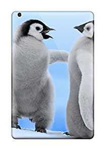 Forever Collectibles Baby Penguins Hard Snap-on Ipad Mini Cases