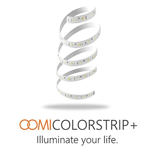Z-Wave RGBWW ColorStrip - 16 Feet of 16 Million Colors and Two True Whites (Soft and Bright). Wireless Control With Compatible App Or Voice With Alexa And Google Home. by Oomi (Image #8)