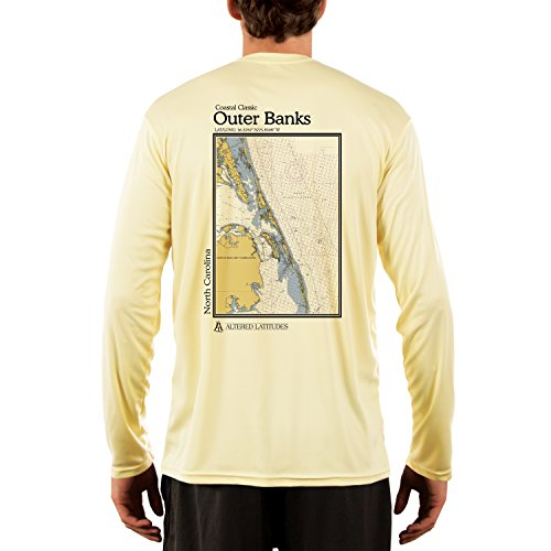outer banks charts - 2