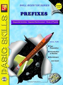 Skill Booster Series Prefixes