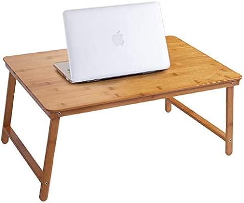 LHKJB Computadora portátil Simple para Hacer Mesa con Cama ...