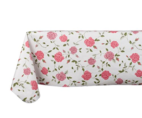 Amazon Com Yourtablecloth Printed Vinyl Tablecloth With