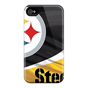 Top Quality Protection Pittsburgh Steelers Case Cover For Iphone 4/4s