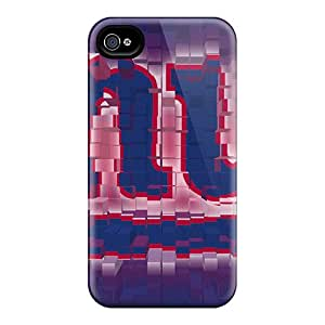 SherriFakhry Iphone 6 Shock-Absorbing Hard Phone Cases Unique Design Fashion New York Giants Pattern [WFh14963banG]