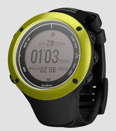 Suunto Ambit2 S GPS Watch Lime