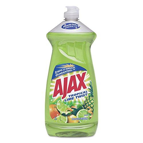 Ajax Lime Dish Liquid - 28oz/9pack by Ajax
