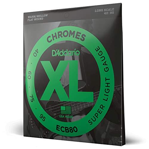 daddario chromes extra light - 4