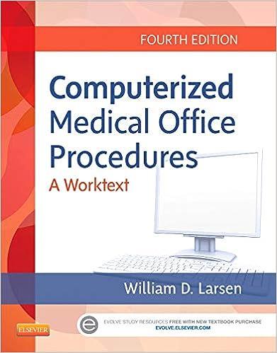Descargar Elitetorrent En Español Computerized Medical Office Procedures, 4e Ebook PDF