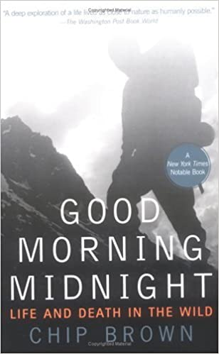 Book Good Morning Midnight: Life and Death in the Wild March 2, 2004