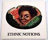 img - for Ethnic Notions: Black Images in the White Mind book / textbook / text book