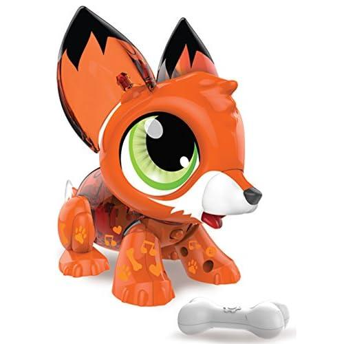 Build a Bot construire une Bots Fox robot pour animal domestique