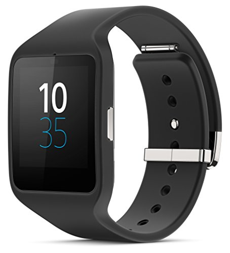 Sony Mobile Sony SW3 SmartWatch 3 SWR50 Powered by Android Wear (Black)