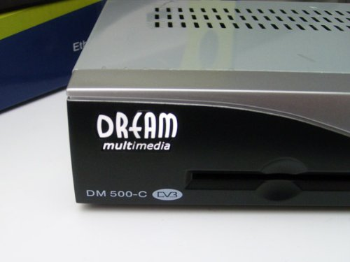 Dreambox 500c Cable Box Receiver