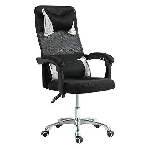 Amazon.com: ManxiVoo Silla de oficina de escritorio para ...