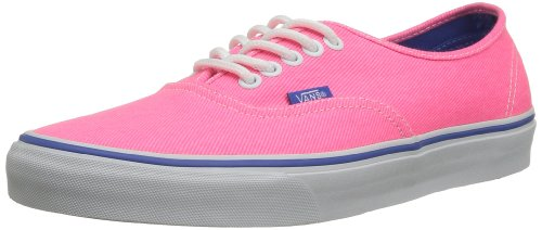 Vans Twill P U Mode Baskets Mixte Adulte Authentic washed Rose qrwzq