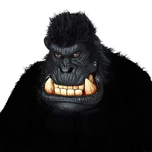 California Costumes Men's Big Mouth MASK, Killa Gorilla, One Size