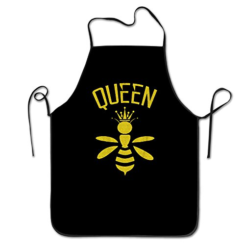 Queen Bee Apron a lady beekeeer gift