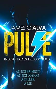 Pulse science fiction adventure Trilogy ebook product image