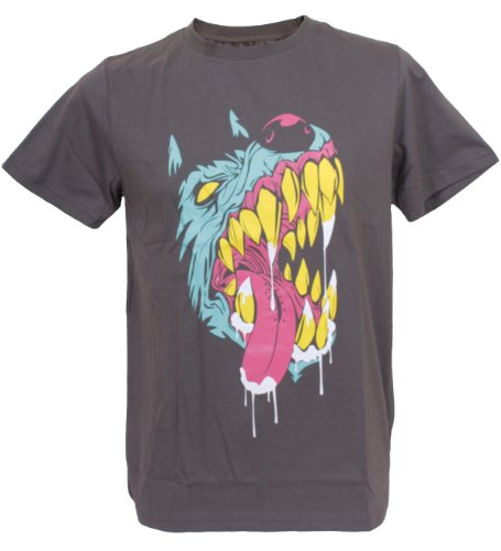 Loiphy lover rated 1 9 5 based on 169 amazon customer for Amazon review wolf shirt