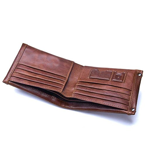 open section leather Men's casual cross wallet NHGY handbag type xUYqfRgwTw
