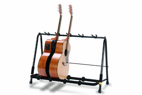 hercules gs525b 5 piece guitar rack by hercules blues guitar center. Black Bedroom Furniture Sets. Home Design Ideas