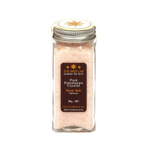 The Spice Lab Dark Pink-Himalayan Crystal, Fine, Rock Sal...